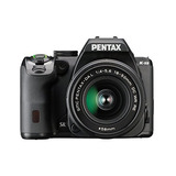 Pentax K-s2 20mp Dslr Kit W / 18-50mm Wr (negro)