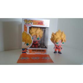 Funko Pop Goku Super Saiyajin - Pronta Entrega!