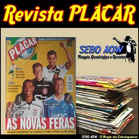 Revista Placar - Diversas Edições