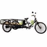 Triciclo Eléctrico Cargo Full Multiproposito - Torito