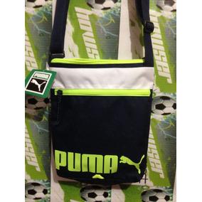 Bolsa Mariconera Puma 100%originales Sport De Hombre