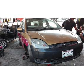 Ford Fiesta First Por Partes Inyectores Multiple Licuadora