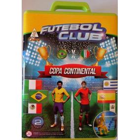 Maleta Copa Brasil Futebol Club Gulliver Brasil X Espanha ... cc25042bee450