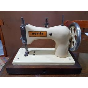 Maquina De Coser De Juguete Norita Año 1957