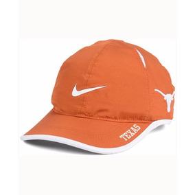 Nike Texas Longhorns Ncaa Gorra Featherlight Dri-fit Classic dc3cc00ccd4
