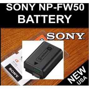 Bateria Np-fw50 Sony Original A6300 A6000 A5000 A3000