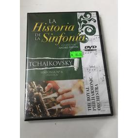 Dvd Tchaikovsky La Historia De La Sinfonía N6