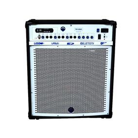 Caixa Multiuso Turbox Tb-500 12 Pol Amplificador 100w Rms