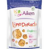 Caja X10u Lino Dorado Orgánico 250g Aiken The Food Market