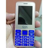 Telefono Celular Economico Gol X Doble Sim