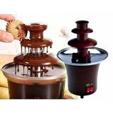 Mini Maquina Eletrica Chocolate Cascata Fondue