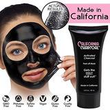 California Carbón Activado Máscara De Carbón Por Bulbhead, R