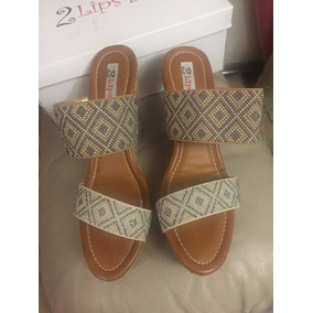 Sandalias Para Dama Importadas Talla 8.5 Zapatos Mujer