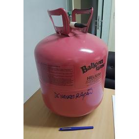 Cilindro Descartável - Gás Hélio Para 30 Balões Frete Grátis