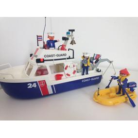 Playmobile Guarda Costeira - Fabricante Estrela