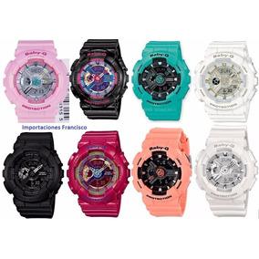 Relojes Casio Baby G-shock