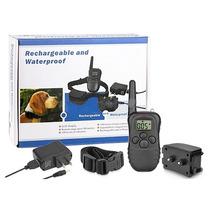 Coleira Eletrônica Choque Pet Adestramento Canino + Dvd