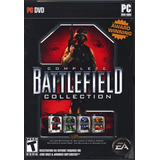 Jogo Pc Battlefield Collection