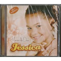 Cd Jessica - Menina De Deus (bônus_playback)