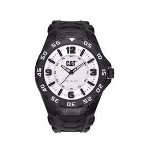 Reloj Caterpillar Para Caballero Negro Mod. Lb.111.21.231