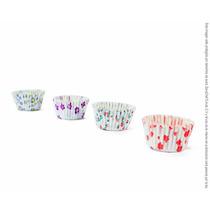 Capacillos Pequeños Decorados Para Cupcakes 500 Pz Surtidas
