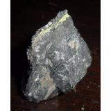 Hulha ( Carvão Mineral ) Pedra Bruta De Coleção N1915