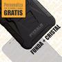 Funda Protector Uso Rudo Clip + Cristal Samsung S4 I9506