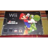 Consola Nintendo Wii Black Como Nueva Destrabado