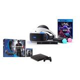 Playstation Vr Launch Bundle 2 Items Paquete De Lanzamiento