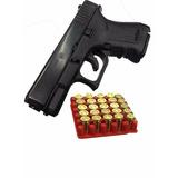 Pistola De Fogueo Arma Minigap 9mm Armas De Fogueo Salvas