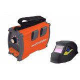 Soldadora Inverter 200amp Gladiator + Fotosensible- Hipermaq