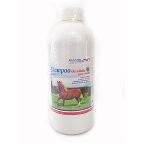 Shampoo De Zabila Para Caballo Aranda 1 Lt
