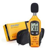Decibel Meter, Medidor De Nivel De Sonido Digital Risepro...