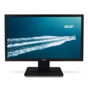 Acer Monitor V206hql 19.5 Pulgadas Led Hd 1366x768 5 Ms Vga