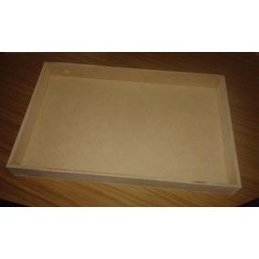 Bandejas De Fibrofacil 5,5mm 24x38 -precio Por 10 Unidades
