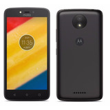 Celular Libre Motorola Moto C Negro 8gb Ram 1gb 5mpx Flash F