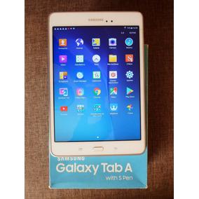 Tablet Samsung Galaxy 8 Doble Camara Y Lapiz Touch Seminuev
