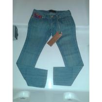 Calça Jeans Eckored - Original - Linda Feminina Black Friday