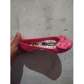 Sapatilha Infantil Rosa Cor Pink Liquidacao