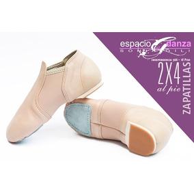Zapatillas De Danza Argentinas 2x4alpie