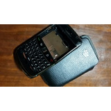 Carcaza Blackberry Bold 9780 Cuero