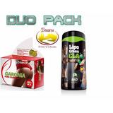 Poweza Duo Pack Lipogreen Cla + Garcinia Pure Cambogia