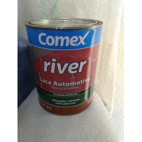 Pintura Comex, River Laca Automotiva, Nitrocelulosa