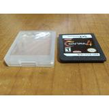 Pelicula Nintendo Sd 2d 3d Contra 4