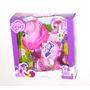 My Little Pony - Muñeco Rosa Con Sonido - Fair Play Toys