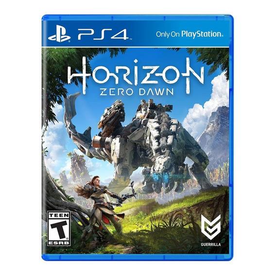 Horizon Zero Dawn Ps4 Fisico Nuevo Original Sellado Espa?ol