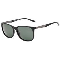Bulget Bg 5073 - Óculos De Sol A02 Preto E Cinza Fosco/