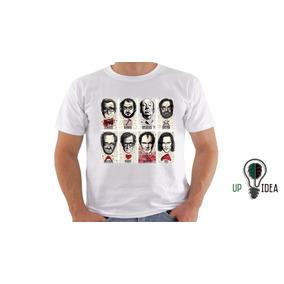Camiseta Alfred Hitchcock - Grandes Diretos - Filmes - Nerds