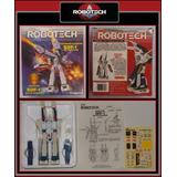 Robotech Macross Sdf-1 Battle Fortress Swargento!!