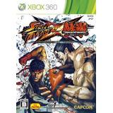 Street Fighter X Tekken Japón Import W2